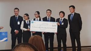 CFA RESEARCH CHALLENGE-2018 Олон улсын тэмцээний эхний шатанд МУИС, Бизнесийн сургуулийн Санхүүгийн тэнхимийн 2 баг оролцож I, II байр эзэллээ.
