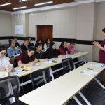 """Бизнесийн сургуулийн """"RM & I"""" клубын гишүүн даатгалын ангийн оюутуудад Менторшип хөтөлбөр хэрэгжүүлж эхлээд байна."""