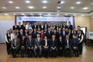 Санхүүгийн Менежментийн Улсын VI Олимпиадын 2-р шат амжилттай зохион байгуулагдлаа.