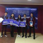Маркетингийн улсын VIII олимпиадад МУИС-ийн Бизнесийн Сургуулийн маркетингийн хөтөлбөрийн оюутнууд амжилттай оролцлоо