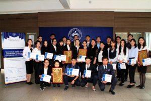 Монголын их, дээд сургуулиудын эдийн засаг, бизнесийн удирдлагын салбарын оюутнуудын эрдэм шинжилгээний хурал боллоо