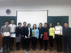 НББ-ийн салбарын оюутны эрдэм шинжилгээний бага хурал зохион байгуулагдлаа